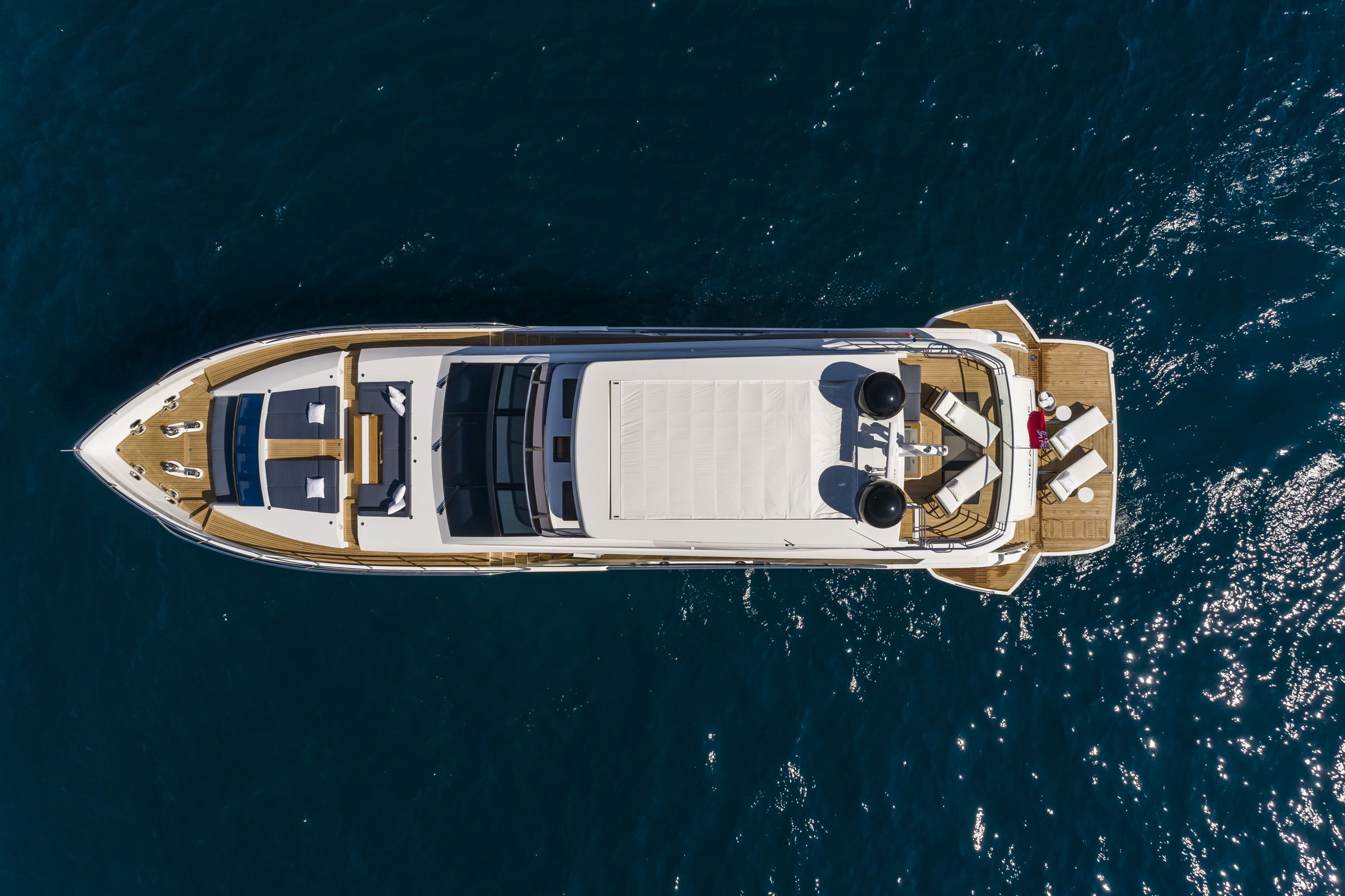游艇珍珠95号设计